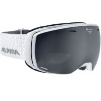Alpina Estetica MM Multimirror Skibrille White/Black