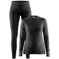 Craft Womens Seamless Zone 2-Pack Black