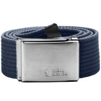 Fjaellraeven Canvas Belt Dark Navy