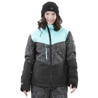 Picture Week End Jacket Turquoise Black