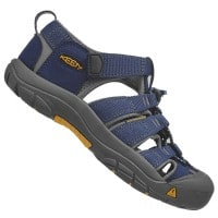 Keen Youth Newport H2 Kinder-Sandalen Blue Depths/Gargoyle