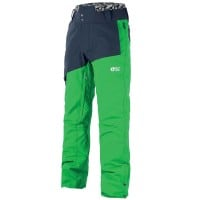 Picture Panel Pant Green