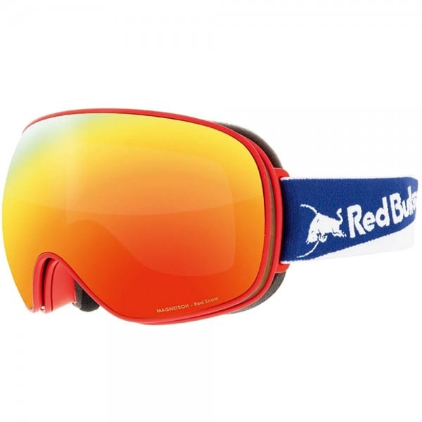 Red Bull Spect Eyewear Magnetron Red Red Snow Brown