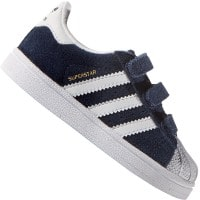adidas Originals Superstar CF I Kleinkind-Sneaker S74909 Navy/White