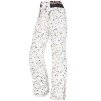 Picture Slany Pant Terrazo White