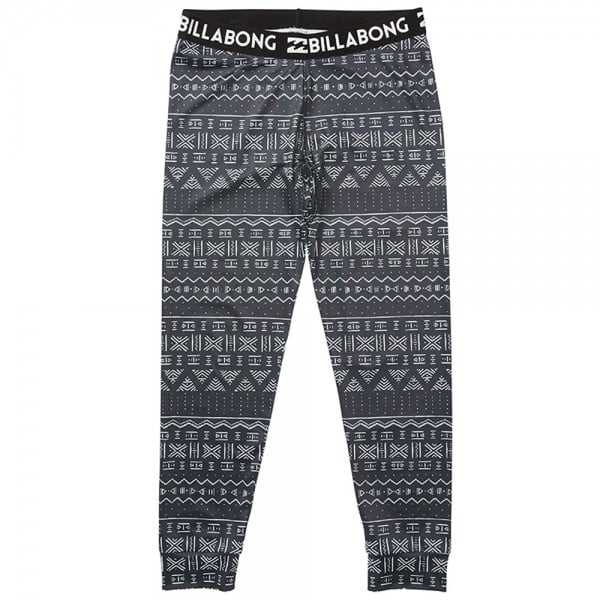 Billabong Warm Up Tech Pant Damen-Sportunterhose Wandering Black