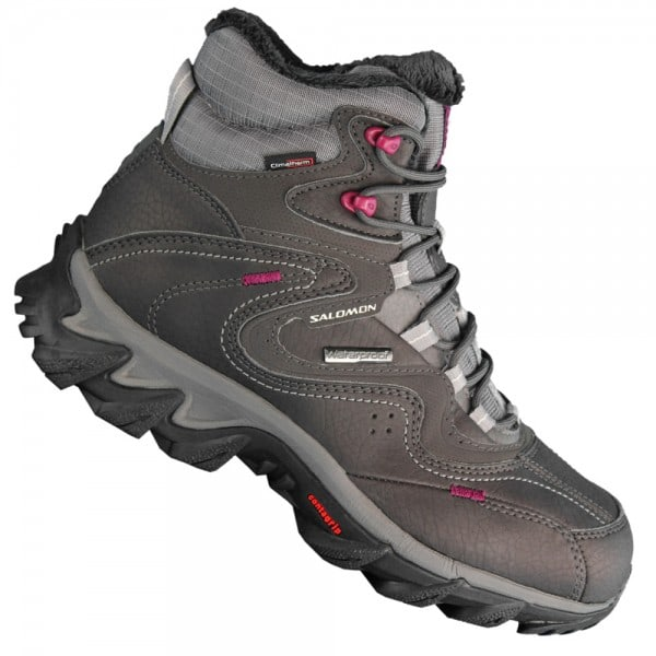 Salomon Sokuyi WP Winterschuhe 368986 (Detroit/Autobahn/Mystic Purple)