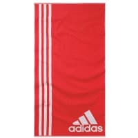 adidas Performance Swim Towel L Handtuch Ray Red/White
