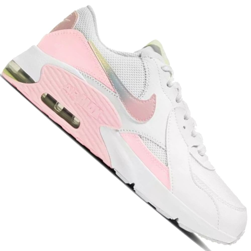 Nike Air Max Excee MWH GS White Multi Color