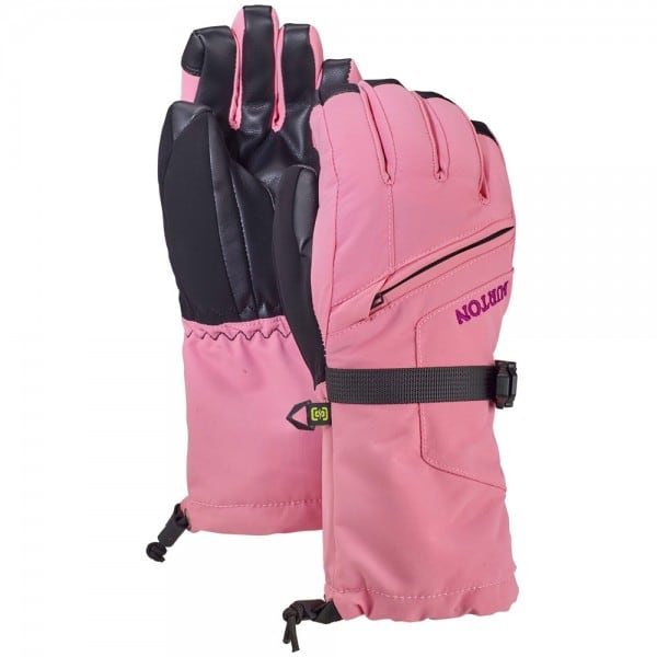 Burton Youth Vent Glove Sea Pink