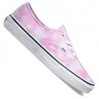 Vans U Authentic Damen-Sneaker Tie Dye Rose