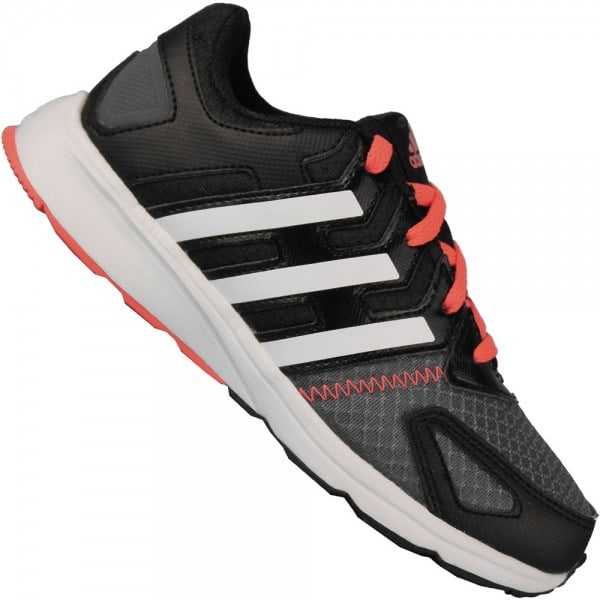 adidas AZ-Faito K Kinder-Laufschuhe B32748 Black/White/Solar Red