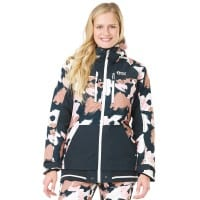 Picture Lander Print Jacket Pink Painter