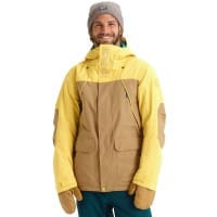 Burton Breach Jacket Kelp/Maize