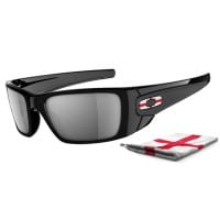 Oakley Fuel Cell WM Edition England Polished Black/Black Iridium