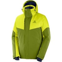 Salomon Icerocket Jacket Avocado Citron