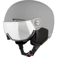 Alpina Arber Visor Grey Matt