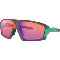 Oakley Field Jacket Matte Dark Grey Celeste Prizm Trail