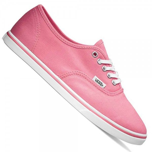 Vans Authentic Lo Pro Strawberry Pink/True White
