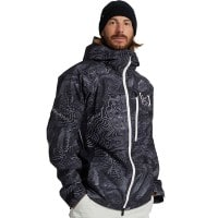 AK Burton Cyclic Jacket Black Mansfield Topo