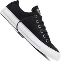 Converse CT All Star OX Damen-Sneaker Black/Silver