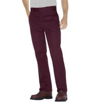 Dickies 874 Work Pant (Maroon)