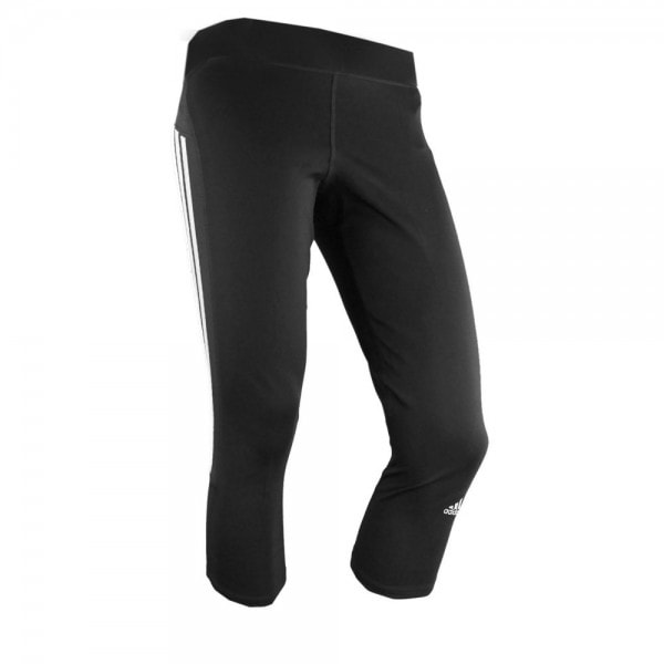 adidas Performance Response 3/4 Tight W Black/White