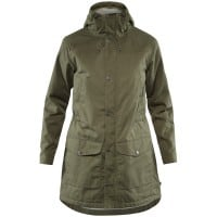 Fjaellraeven Greenland Winter Parka Laurel Green