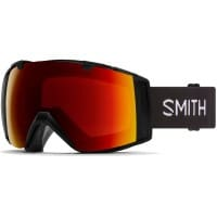 Smith I/O Black Chromapop Sun Red Storm Yellow Flash