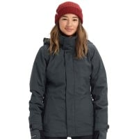 Burton Jet Set Jacket True Black Heather