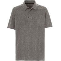 Oakley Aero Ellipse Polo Herren-Poloshirt Athletic Heather Grey