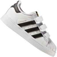 adidas Originals Superstar CF I Kleinkind-Sneaker White/Black