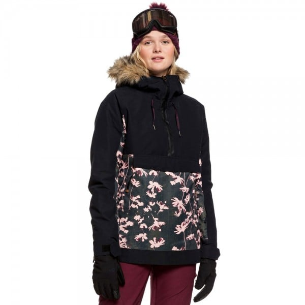 Roxy Shelter True Black Poppy