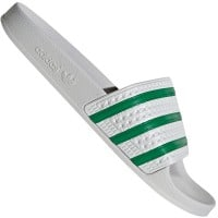 adidas Originals Adilette Dash Grey/Green