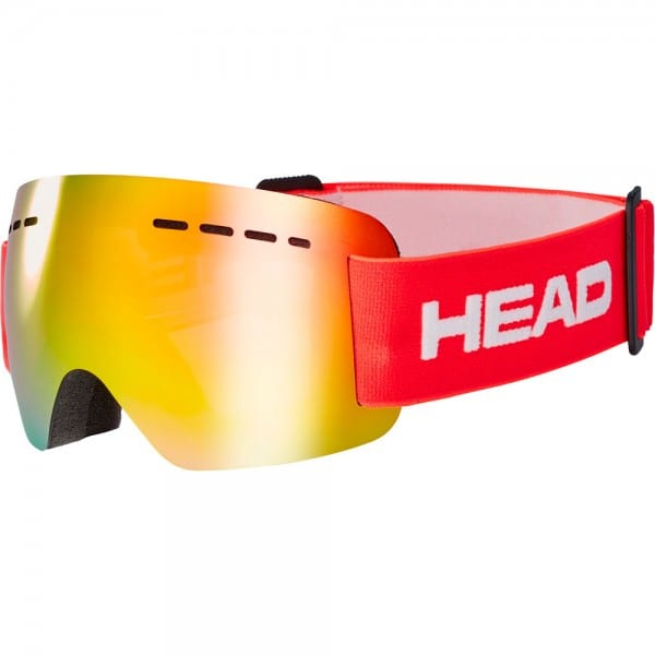 Head Solar FMR Junior Red/Rose