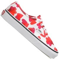Vans Authentic Valentines Heart True White Fuchsia Purple