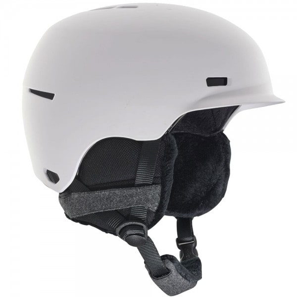 anon Raven Helm Damen-Snowboardhelm Light Gray