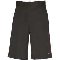 Dickies Twill Work Short Dark Brown