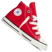 Converse All Star HI Kleinkind Chucks Red