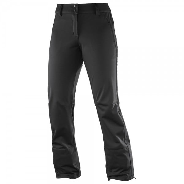 Salomon Icetrip Pant Damen-Softshellhose Black