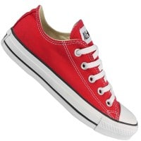 Converse Chucks All Star OX M9696 Red Sneaker