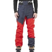 Picture Alpin Pant Red Dark Blue