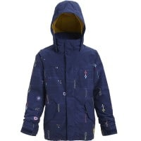 Burton Girls Elodie Jacket Kinder-Snowboardjacke Camp Craft Spellbound