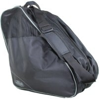Rookie Compartmental Boot Bag Black Grey