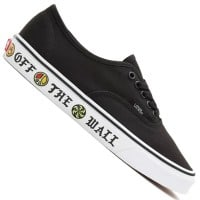 Vans Authentic Sidewall OTW True Black