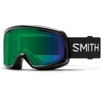 Smith Riot Black Chromapop Everyday Green Mirror