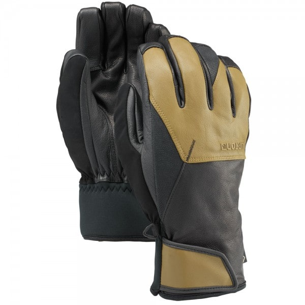 Burton Gondy Glove True Black Grayeen