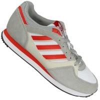 adidas ZX 100 W Sneaker D67732 (White Red)