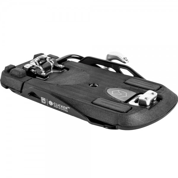 Nitro Clicker Step-In Snowboardbindung 2019 - Black