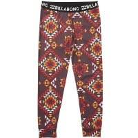 Billabong Warm Up Tech Pant Damen-Sportunterhose Navajo Red